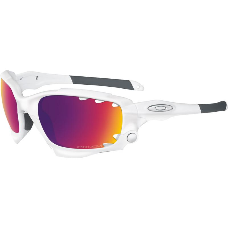 49fce450554 Oakley Racing Jacket Sunglasses Matte White « Heritage Malta