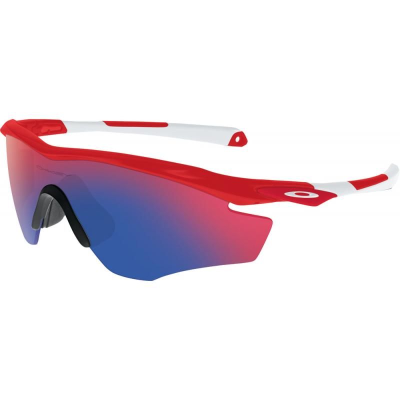 Oakley M2 Frame Glasses : Oakley M2 Frame Red Line OO9212-12 - Shade Station
