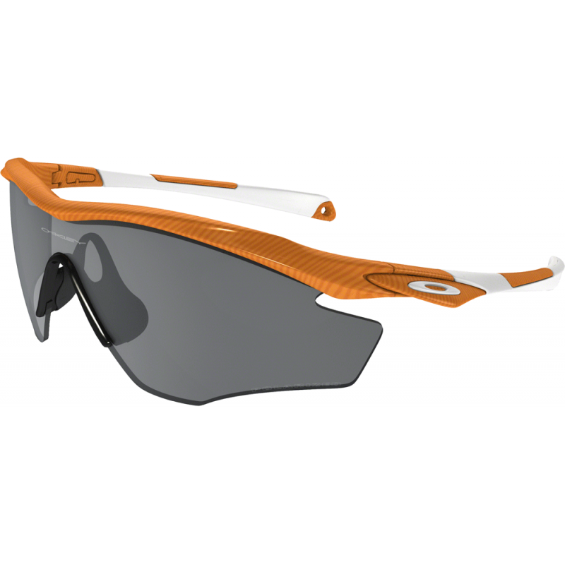 Oakley M2 Frame Glasses : Oakley Fingerprint M2 Frame Atomic Orange OO9212-18ALT ...