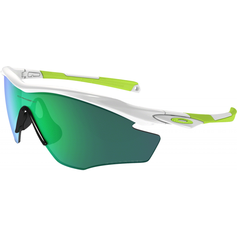 Oakley M2 Frame Glasses : Oakley Fingerprint M2 Frame Polished White OO9212-19ALT ...