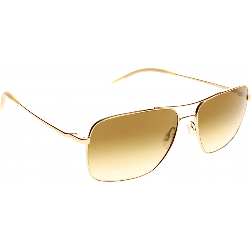 oliver peoples clifton ov1150s 503585 58 sunglasses