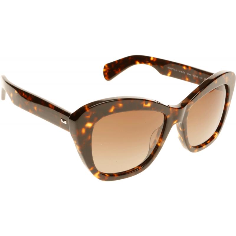 oliver peoples emmy ov5272su 1415t5 55 sunglasses shade