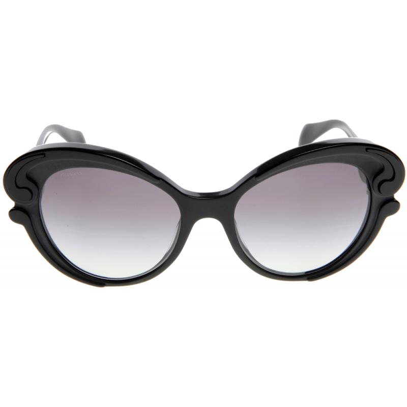 bd33613b6a Prada Baroque PR28NS 1AB3M1 Sunglasses - Shade Station