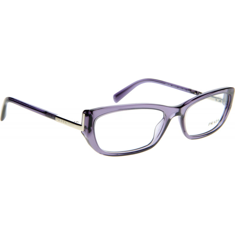 prada pr03nv acu1o1 53 glasses shade station