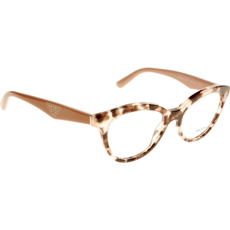 Eyeglass Frame Bags : Prada PR11RV ROJ1O1 52 Glasses - Shade Station