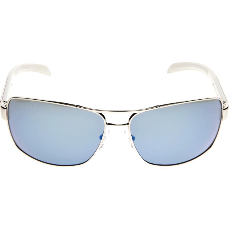 Prada White Frame Glasses : Prada Linea Rossa Sport Mens Sunglasses SPS54I 1BC9P1 ...