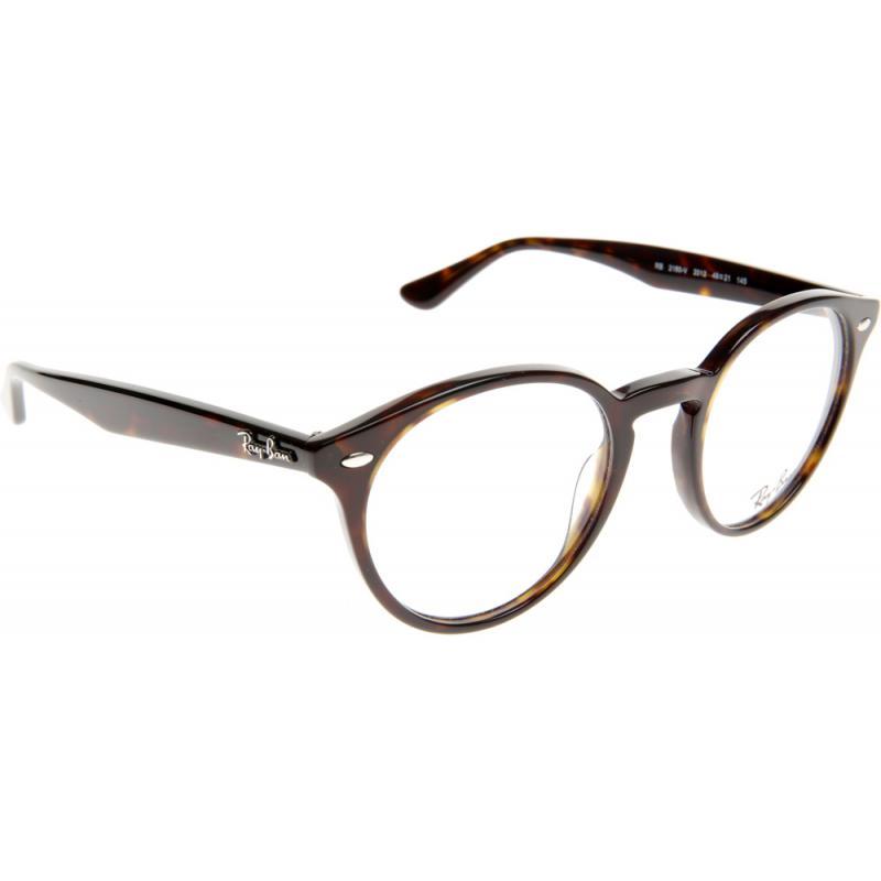 Prescription Glasses Ray Ban Rx5237 : Ray-Ban RX2180V 2012 49 Glasses - Shade Station