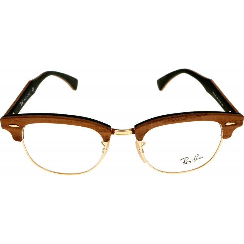Ray Ban Small Frame Glasses : Ray-Ban RX5154M 5561 51 Glasses - Shade Station