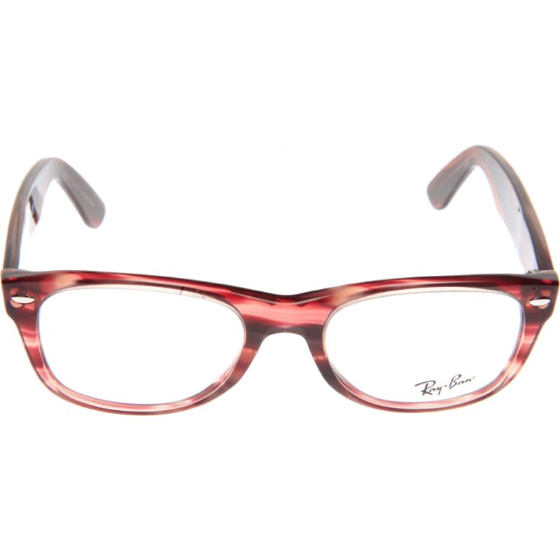 Ray-Ban RX5184 5140 5018 Glasses - Shade Station