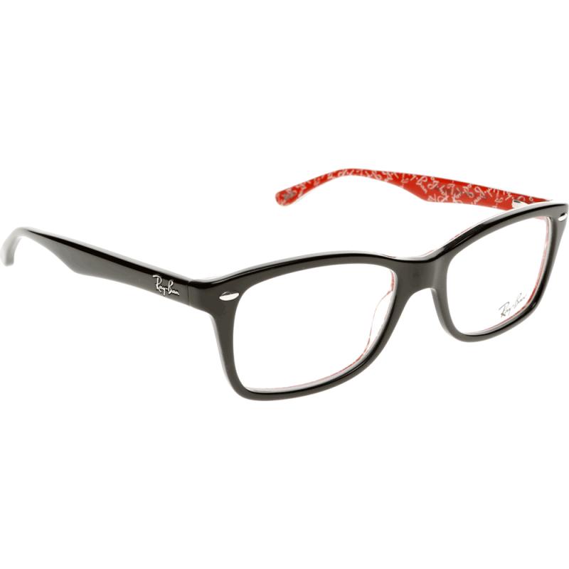 Prescription Glasses Ray Ban Rx5228 : Prescription Ray-Ban RX5228 2479 50 Glasses