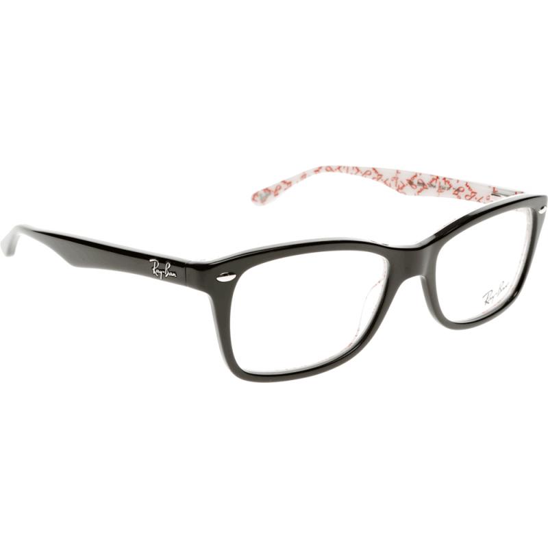 Prescription Ray-Ban RX5228 5014 50 Glasses