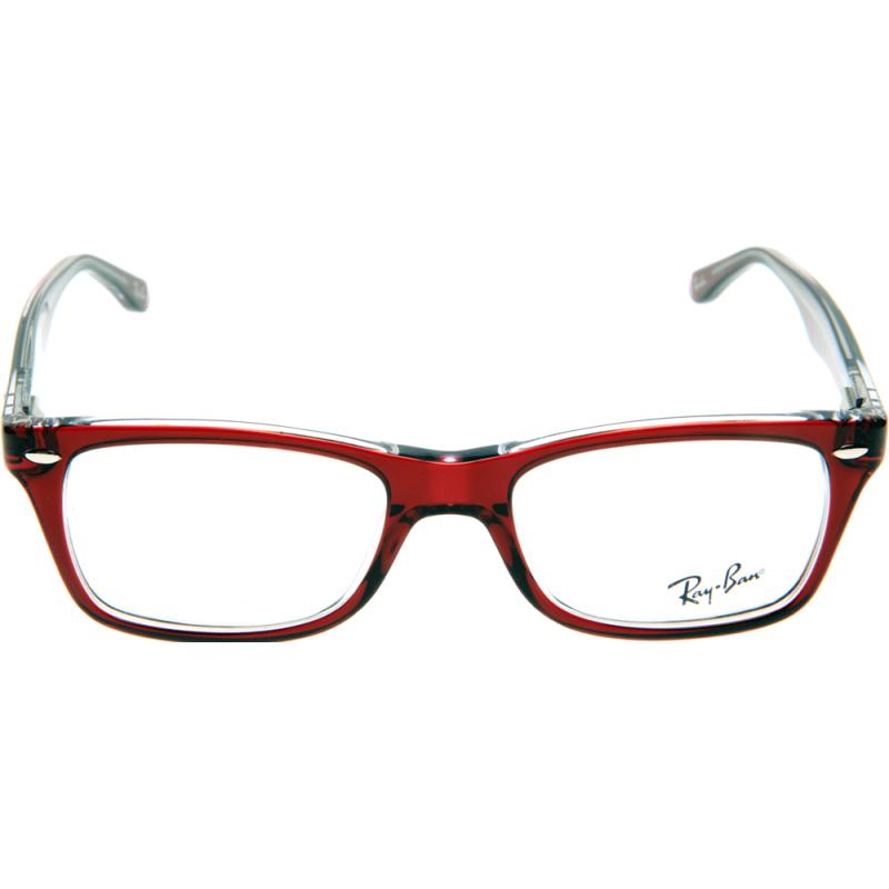 Prescription Glasses Ray Ban Rx5228 : Ray-Ban RX5228 5112 5017 Glasses - Shade Station