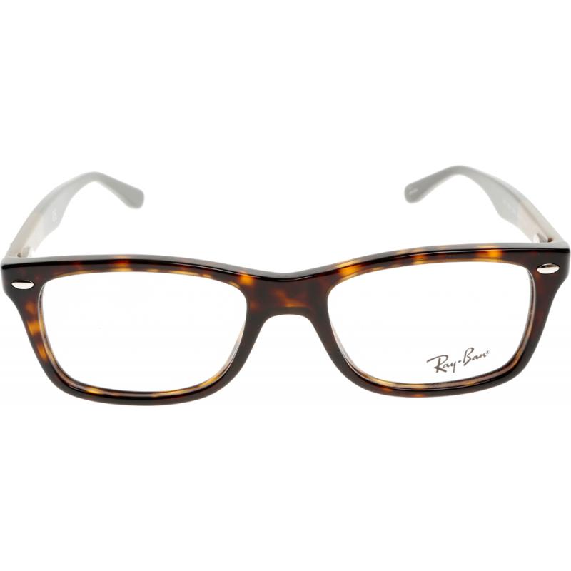 Prescription Glasses Ray Ban Rx5228 : small Ray-Ban Glasses: RX5228 - image 1