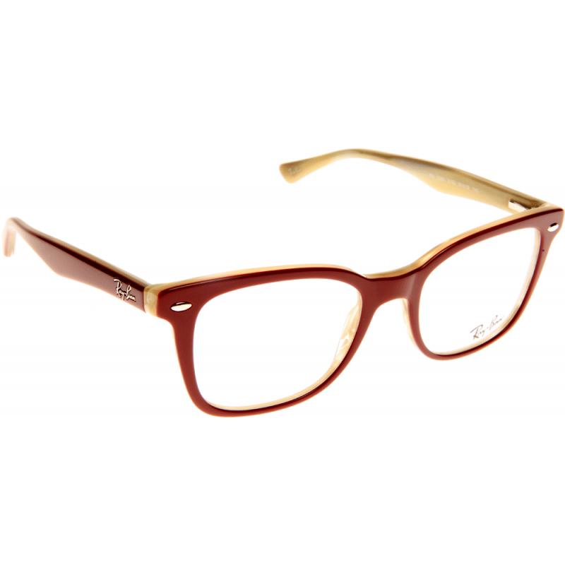 Prescription Glasses Ray Ban Rx5237 : Ray-Ban RX5285 5152 51 Glasses - Shade Station