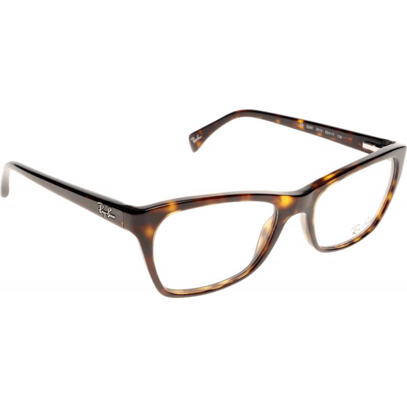 Ray-Ban RX5298 2012 53 Glasses - Shade Station