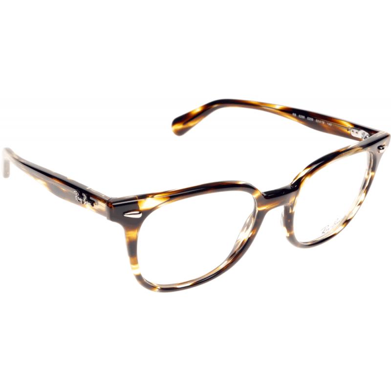 Prescription Glasses Ray Ban Rx8403 : Ray-Ban RX5299 5209 53 Glasses - Shade Station