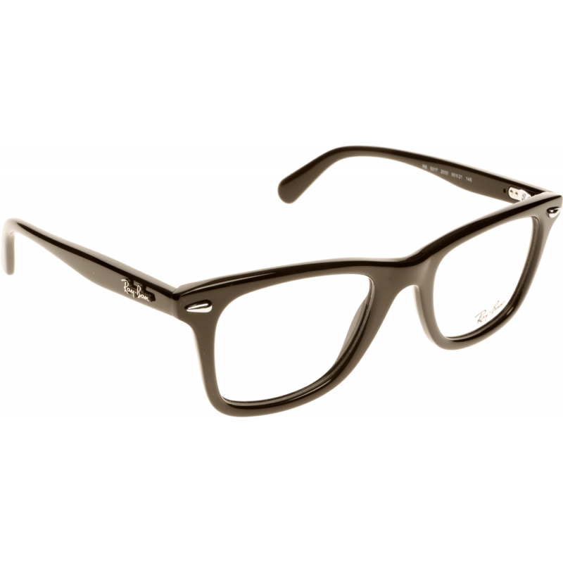 Prescription Glasses Ray Ban Rx5237 : Ray-Ban RX5317 2000 50 Glasses - Shade Station