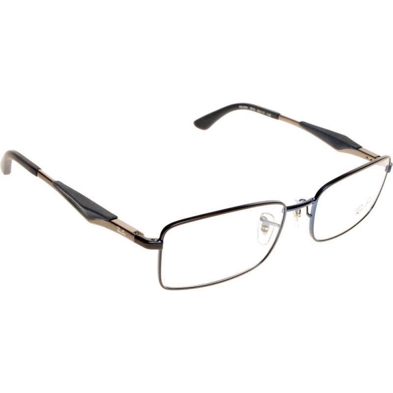 Prescription Glasses Ray Ban Rx5237 : Ray-Ban RX6284 2510 53 Glasses - Shade Station