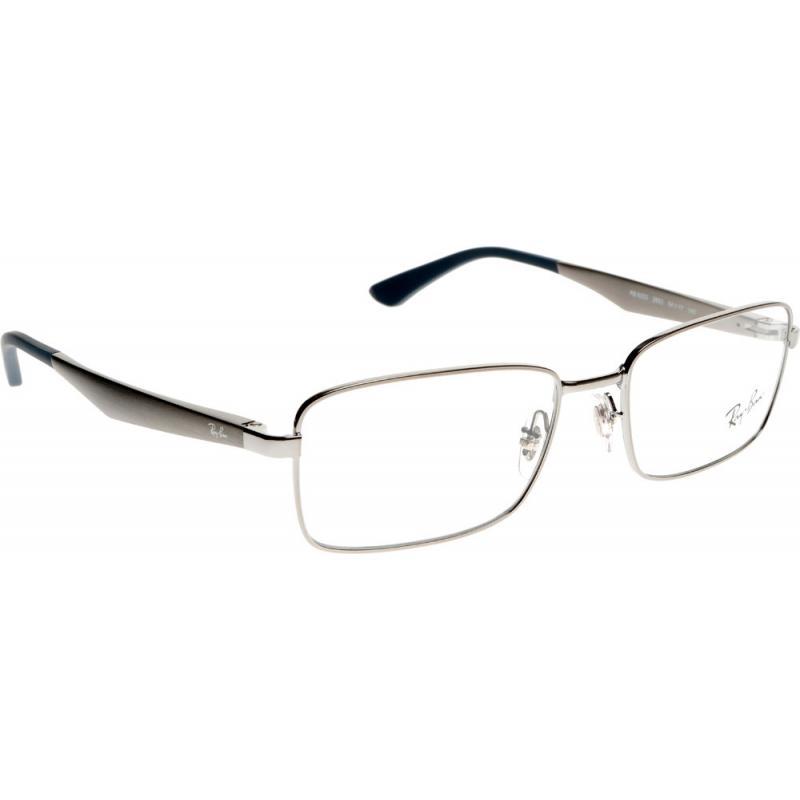 Prescription Glasses Ray Ban Rx5237 : Ray-Ban RX6333 2853 54 Glasses - Shade Station