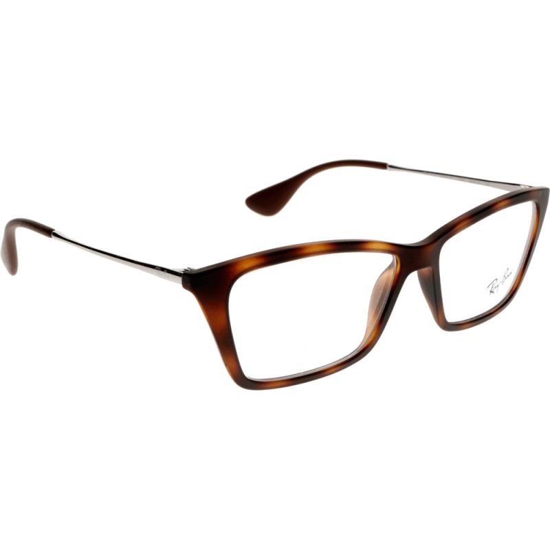Prescription Glasses Ray Ban Rx5237 : Ray-Ban RX7022 5365 54 Glasses - Shade Station