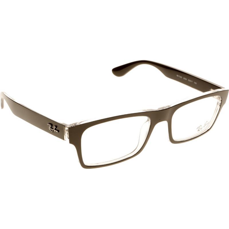 Prescription Glasses Ray Ban Rx8403 : Ray-Ban RX7030 2034 53 Glasses - Shade Station