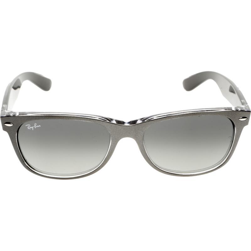 ray ban new wayfarer rb2132 614371 55 sunglasses shade station. Black Bedroom Furniture Sets. Home Design Ideas