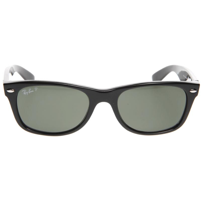 Ray - Ban Wayfarer RB2132 901/58 52 Sunglasses - Shade Station