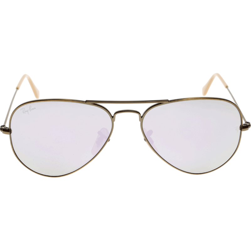 bb7bb6aac7d Ray-ban Sonnenbrille Aviator Large Metal Rb 3025 W3234 Small