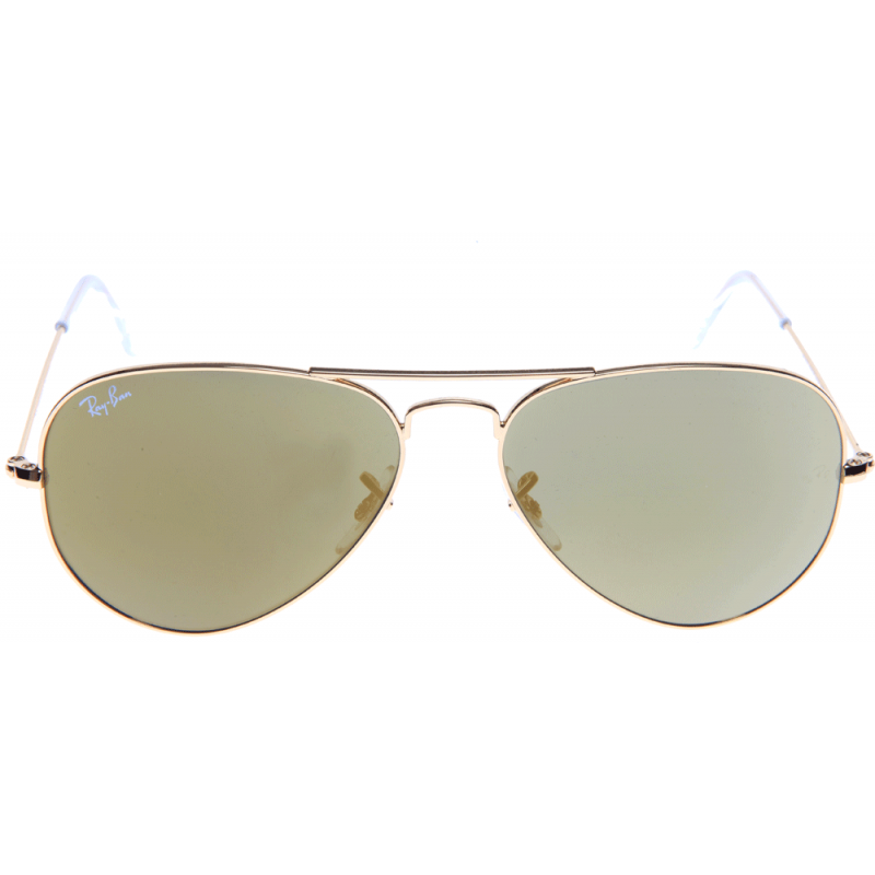 Ray ban titanium aviator polarized