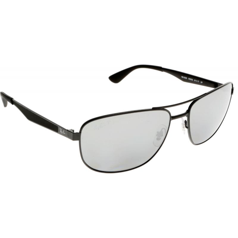 42566780128 Ray-Ban RB3528 006 82 61 Sunglasses - Shade Station