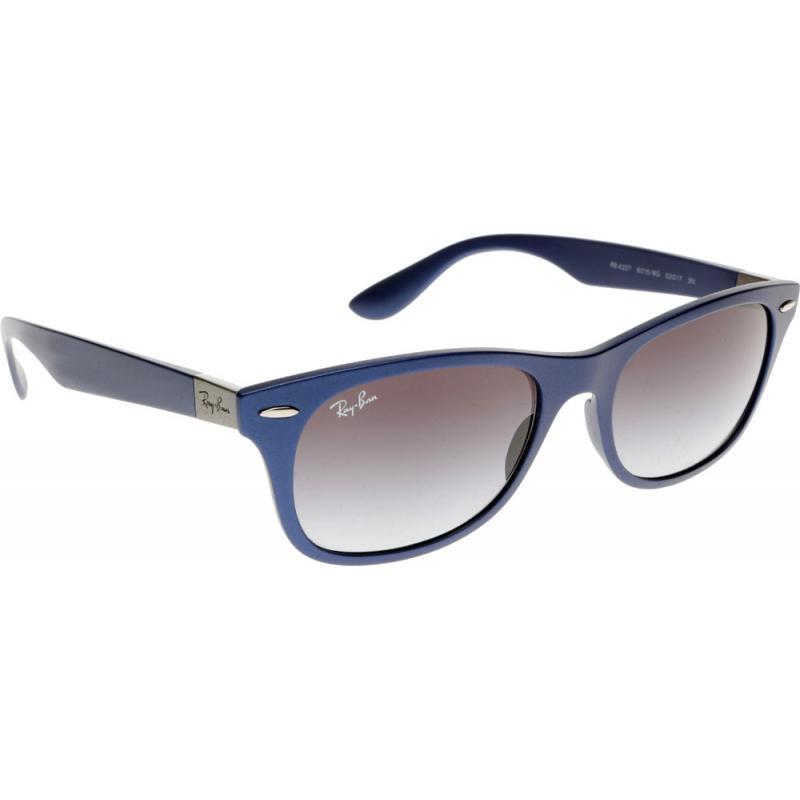 Ray-Ban RB4207 60158G 52 Sunglasses - Shade Station