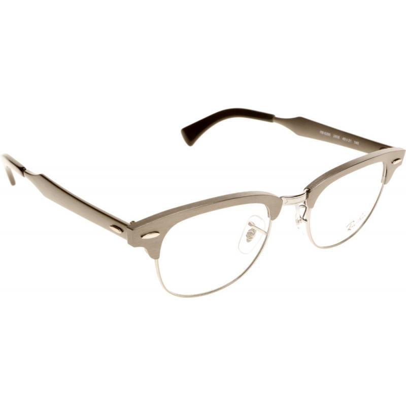 Prescription Glasses Ray Ban Rx5237 : Ray-Ban RX6295 2808 49 Glasses - Shade Station