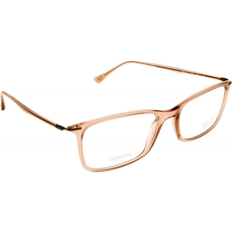 Prescription Glasses Ray Ban Rx5237 : Ray-Ban RX7031 5402 53 Glasses - Shade Station