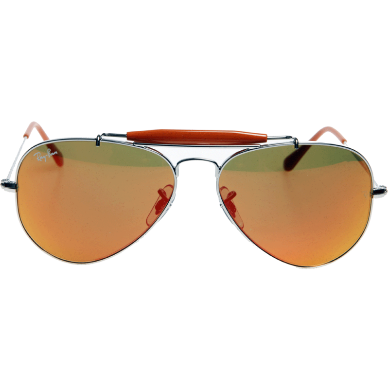 a41a5192ca0 Ray-Ban Outdoorsman II RB3407 003 69 55 Sunglasses - Shade Station