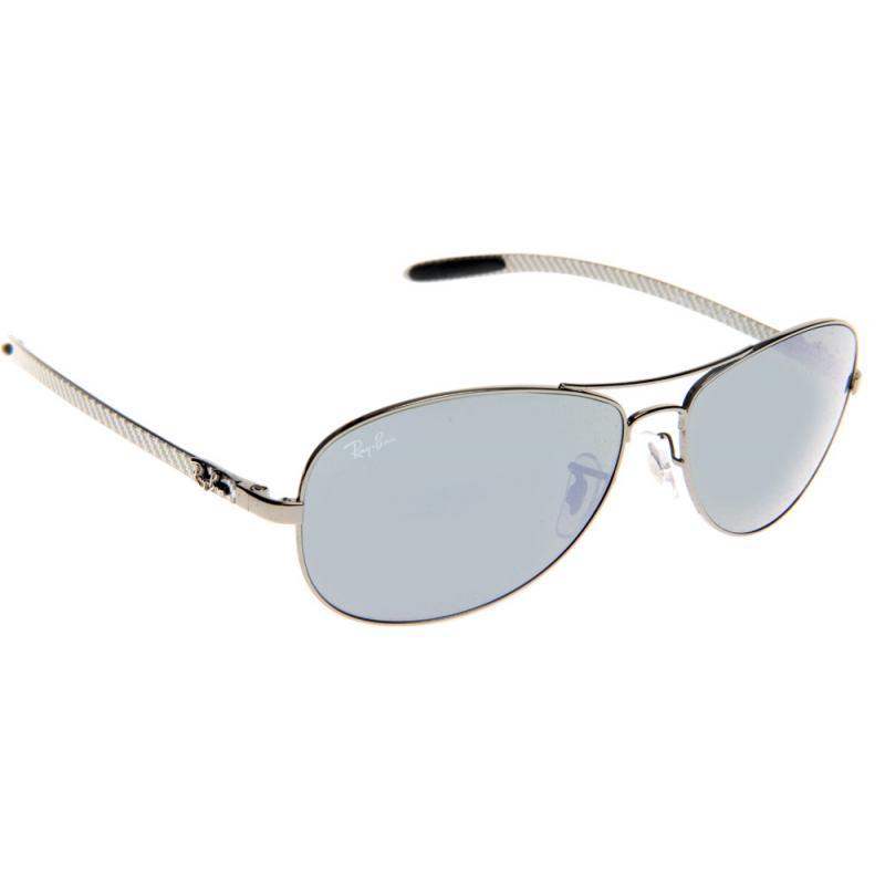 ray ban black mirrored aviators zjsj  Ray Ban RB2140 Wayfarer Sunglasses Top Black on Transparent Oran