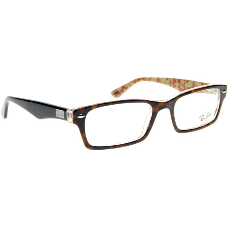 Ray-Ban RX5206 5057 5218 Glasses - Shade Station