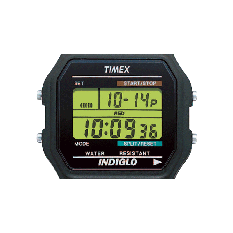 timex digital t75961 shade station