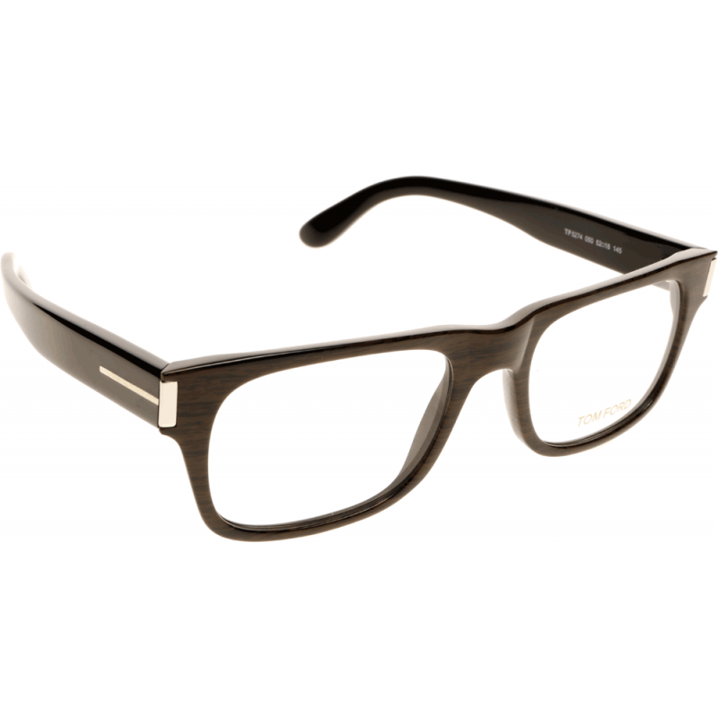 new tom ford ft5274 050 brown eyeglass frame 54mm 100