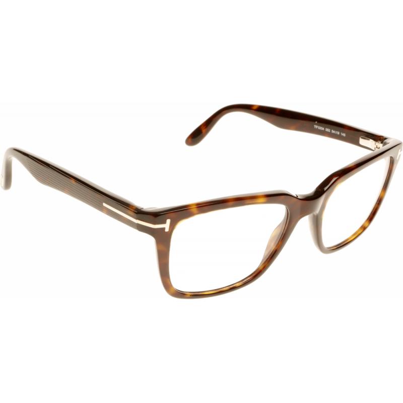 tom ford ft5304 052 54 glasses shade station