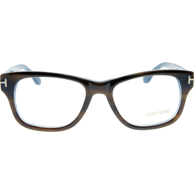 *NEW* TOM FORD, FT5147-056 HAVANA/BLUE Eyeglass Frame 52mm ...