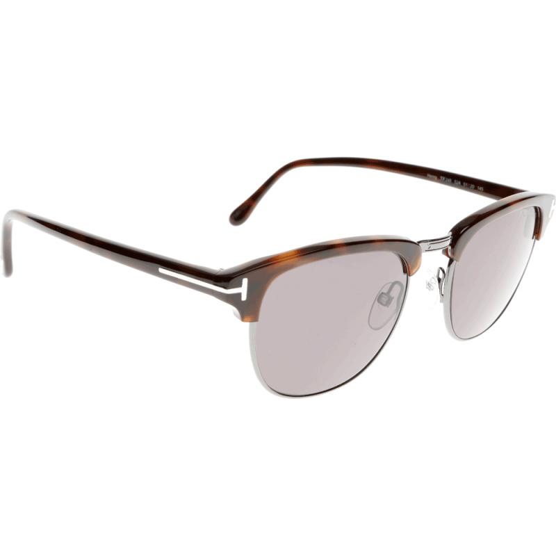 tom ford henry ft0248 52a 51 sunglasses shade station. Black Bedroom Furniture Sets. Home Design Ideas