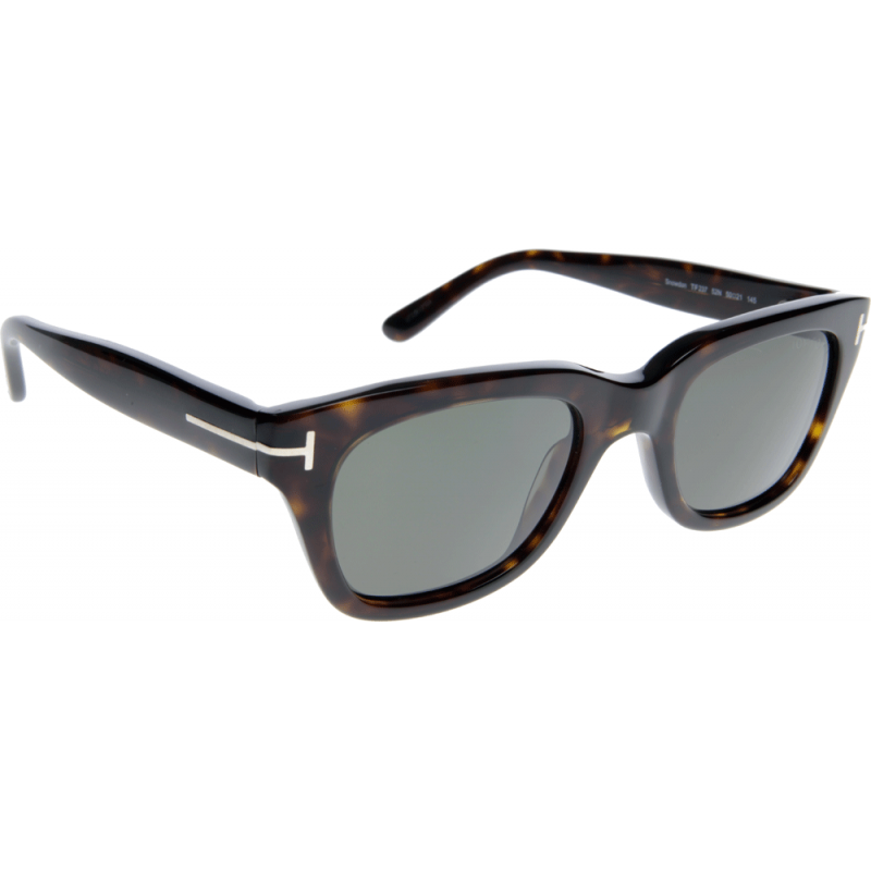 tom ford snowdon ft237 52n sunglasses shade station