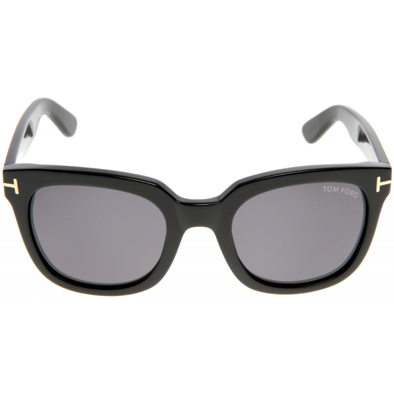 Tom Ford Campbell FT0198/S 01A Sunglasses - Shade Station