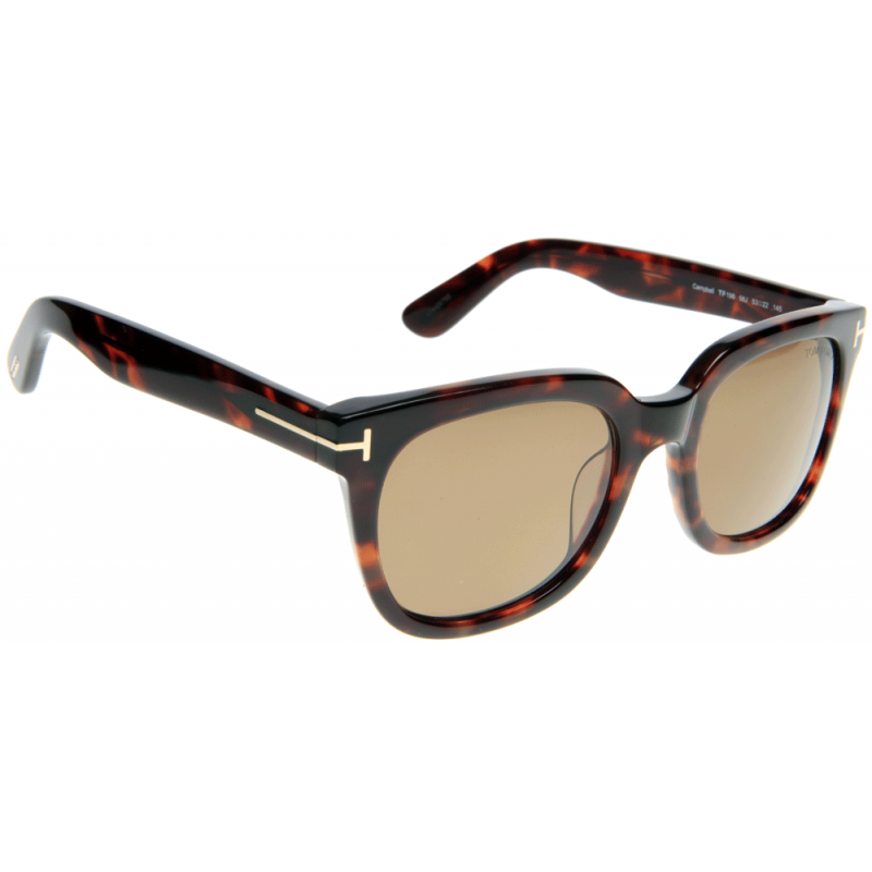 Tom Ford Campbell FT0198/S 56J Sunglasses - Shade Station