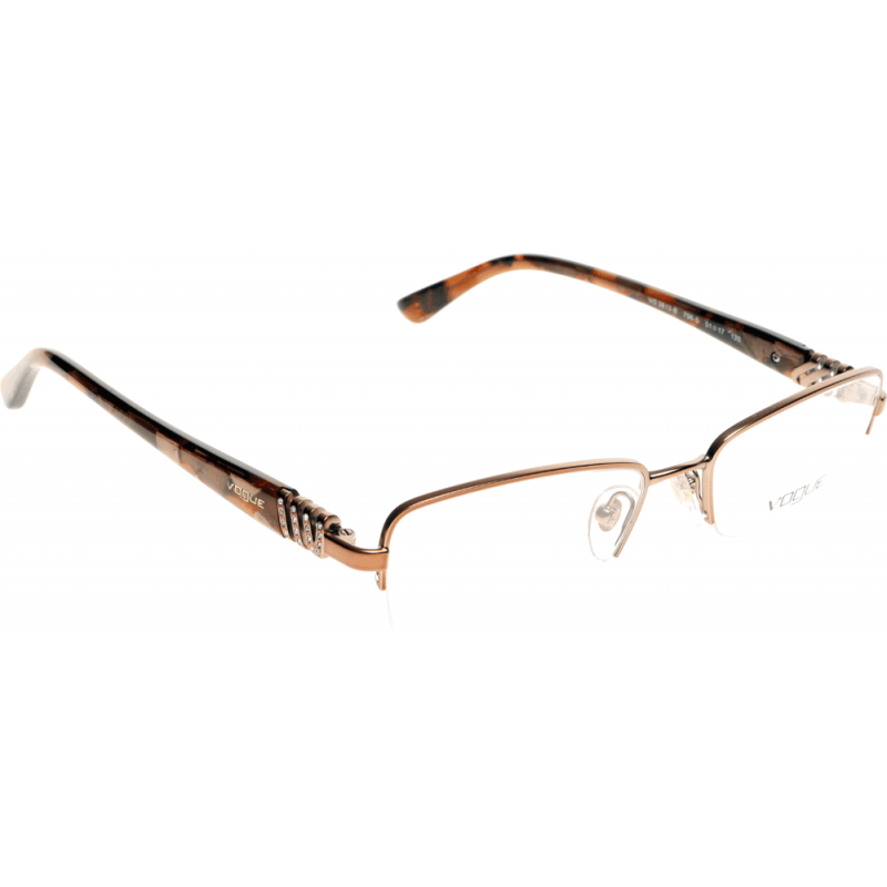 Vogue VO3813B 756S 51 Glasses - Shade Station