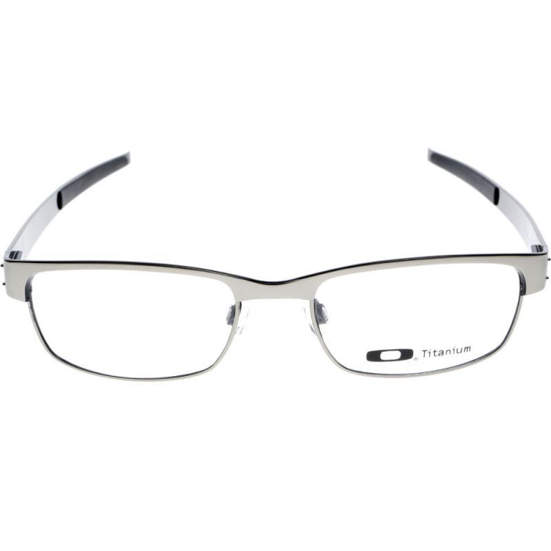 oakley eyeglasses metal plate