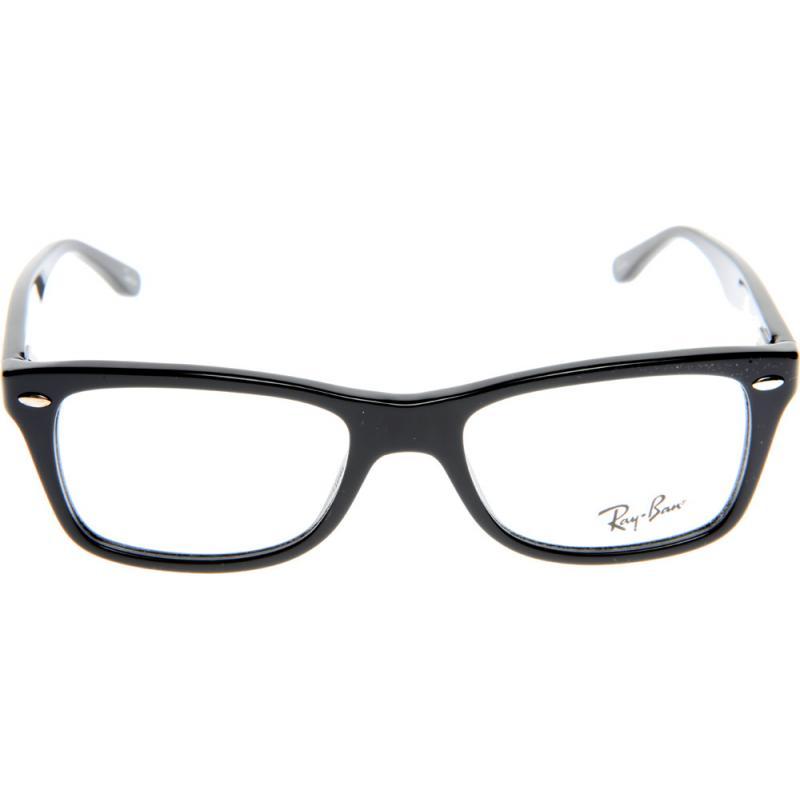 Prescription Glasses Ray Ban Rx5228 : Ray-Ban RX5228 2000 5017 Glasses - Shade Station