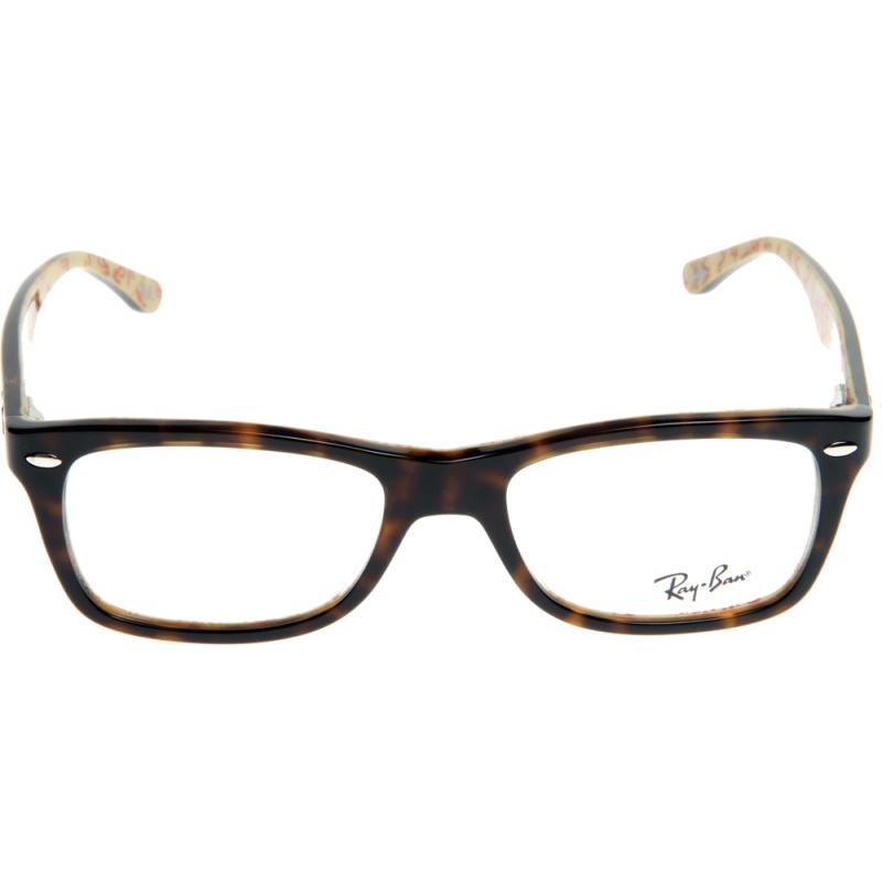 Prescription Glasses Ray Ban Rx5228 : Ray-Ban RX5228 5057 5017 Glasses - Shade Station
