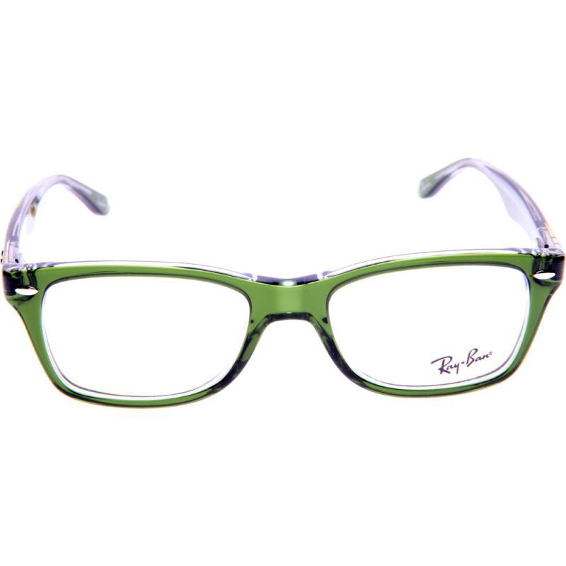 Prescription Glasses Ray Ban Rx5228 : Ray-Ban RX5228 5113 5017 Glasses - Shade Station