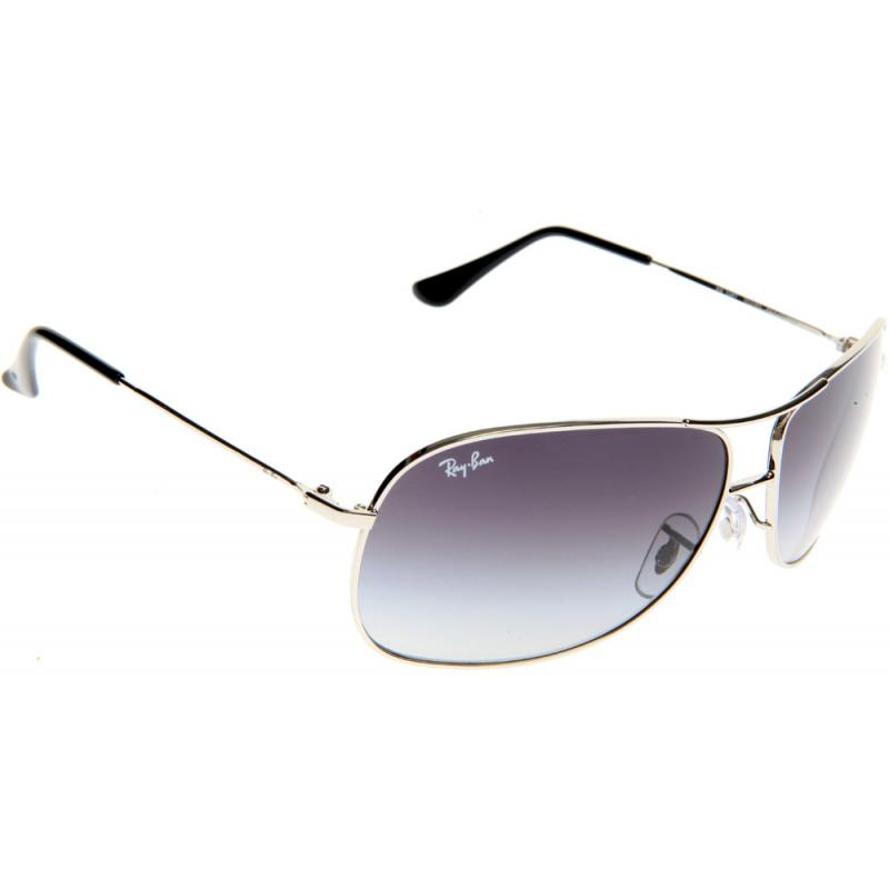 ray ban 3267 square aviator sunglasses
